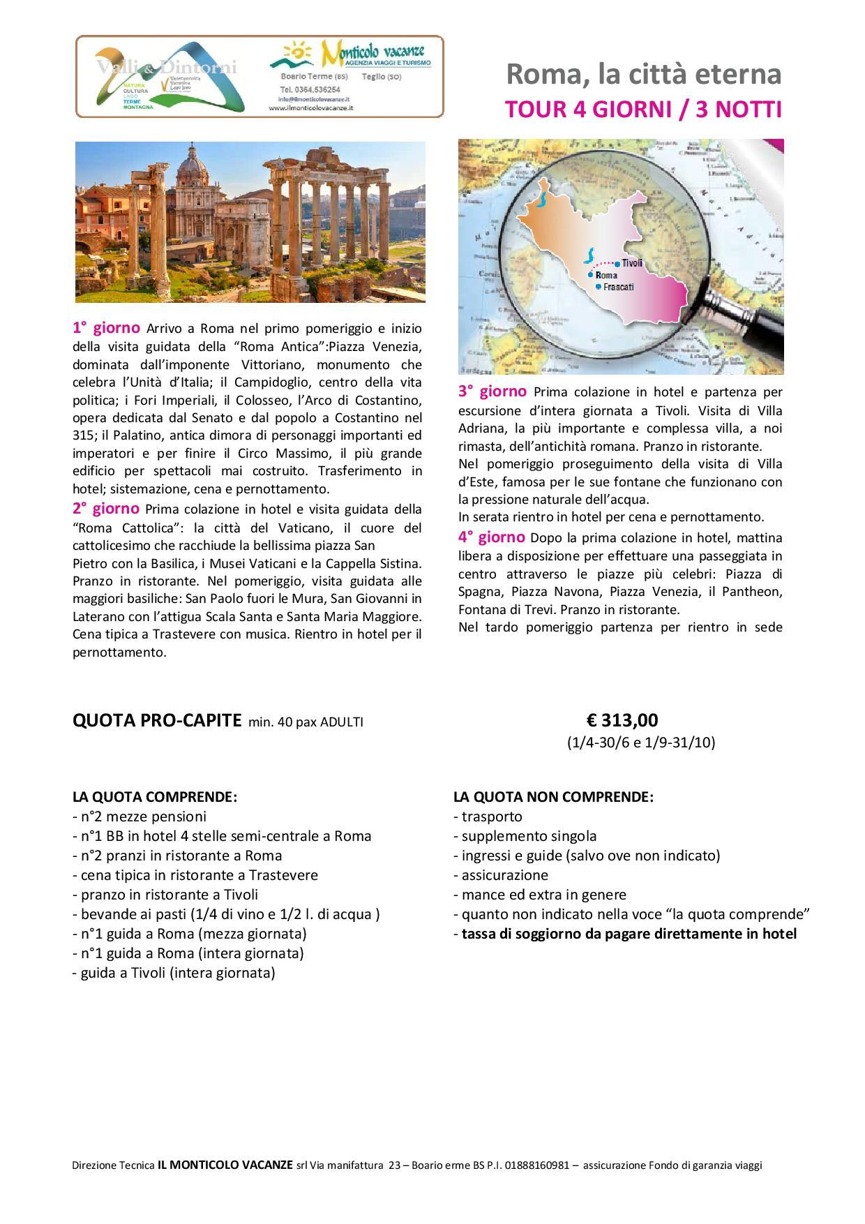 Beautiful Tassa Di Soggiorno Roma Ideas - Modern Home Design ...